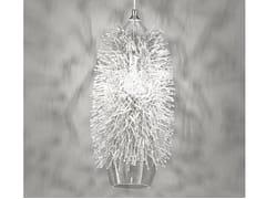 - Halogen crystal pendant lamp SEA URCHIN   Crystal pendant lamp - TERZANI