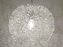 - Crystal pendant lamp SEA URCHIN | Pendant lamp - TERZANI