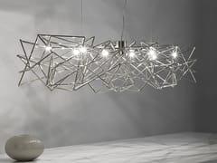 - Halogen metal pendant lamp ETOILE | Pendant lamp - TERZANI