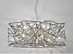 - Halogen metal pendant lamp ETOILE   Pendant lamp - TERZANI