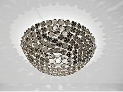 - Halogen metal ceiling lamp ORTEN'ZIA | Ceiling lamp - TERZANI