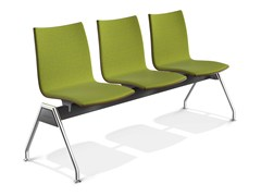 - Fabric beam seating ONYX TRAVERSE | Beam seating - Casala