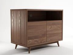- Wooden sideboard with doors VINTAGE | Sideboard - KARPENTER