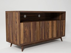- Wooden sideboard with doors VINTAGE | Wooden sideboard - KARPENTER