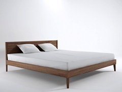 - Wooden king size bed VINTAGE | King size bed - KARPENTER