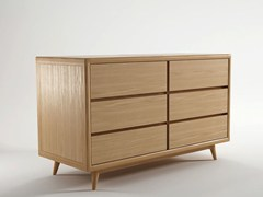 - Wooden chest of drawers VINTAGE | Chest of drawers - KARPENTER