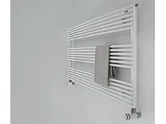 - Horizontal wall-mounted towel warmer RITMATO | Wall-mounted towel warmer - Tubes Radiatori