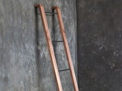 - Standing wooden towel rail TOWEL RACKS | Towel rail - KARPENTER