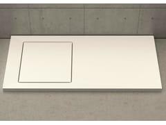 Piatto doccia rettangolareTOLOMEO - DIMASI BATHROOM BY ARCHIPLAST