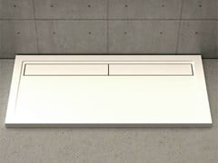 Piatto doccia rettangolareUNIQUE - DIMASI BATHROOM BY ARCHIPLAST