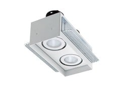 - LED multiple recessed spotlight Quad Maxi 2.2 - L&L Luce&Light