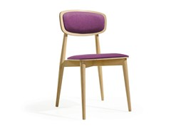 - Wooden chair CRAFT EST - Fenabel - The heart of seating