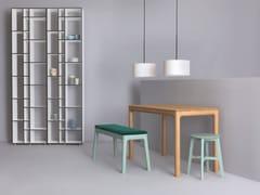 - Rectangular wooden table M11 | Rectangular table - ZEITRAUM