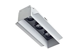 Faretto a LED multiplo da incasso Quad 6.3 -