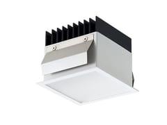 - LED square recessed spotlight Turis 3.0 - L&L Luce&Light