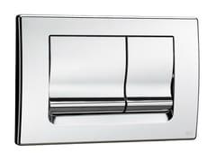 - Glossy steel flush plate RIA | Glossy steel flush plate - OLI