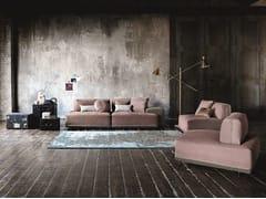 - Modular fabric sofa SANDERS | Modular sofa - Ditre Italia
