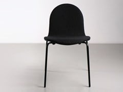 - Upholstered stackable chair NORMA | Upholstered chair - Branca-Lisboa