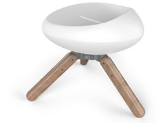 - Self-assembling garden stool BEASER WOOD - Lonc