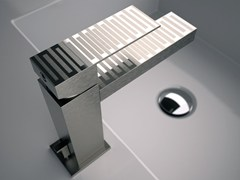 - Countertop single handle washbasin mixer SKYLINE DEKORA | Washbasin mixer - Daniel Rubinetterie