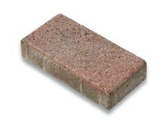 - Concrete paving block CORSO® 15x30 - Gruppo Industriale Tegolaia