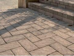 - Concrete paving block CORSO® ETRUSCO - Gruppo Industriale Tegolaia