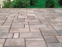 - Concrete paving block CORSO® FARNESE - Gruppo Industriale Tegolaia