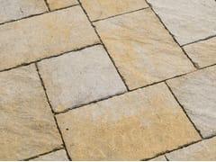 - Concrete paving block FENICE® BURATTATO - Gruppo Industriale Tegolaia