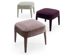 - Upholstered fabric pouf FEBO | Upholstered pouf - Maxalto, a brand of B&B Italia Spa