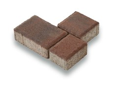- Concrete paving block POLIS - Gruppo Industriale Tegolaia