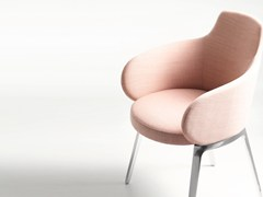 - Upholstered dining chair, office chair ROC | Easy chair - COR Sitzmöbel Helmut Lübke