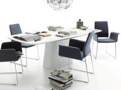 - Dining table CONIC | Rectangular table - COR Sitzmöbel Helmut Lübke