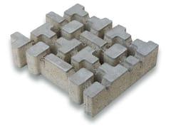 - Concrete Grass mesh RB6 - Gruppo Industriale Tegolaia