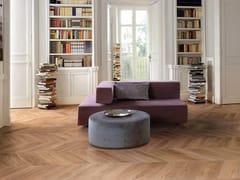 Pavimento in gres porcellanato effetto legnoPRIVÉ - CERAMICHE SUPERGRES