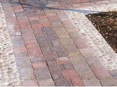- Concrete paving block GEMMA DEL PIAVE - Gruppo Industriale Tegolaia