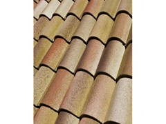 - Cement roof tile COPPO IMPERIALE® - Gruppo Industriale Tegolaia