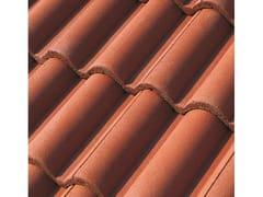 - Cement roof tile SUPERCOPPO® IMPASTO VERNICIATO - Gruppo Industriale Tegolaia