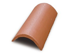 - Circular cement ridge tile Cement ridge tile - Gruppo Industriale Tegolaia