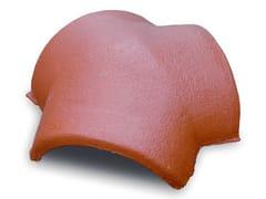 - 3 ways cement ridge tile 3 ways ridge tile - Gruppo Industriale Tegolaia
