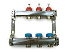 Collettori per impianti termiciCollettori in acciaio inox - HENCO BY CAPPELLOTTO