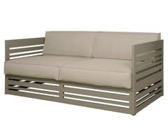 - 2 seater garden sofa YUYUP | 2 seater sofa - MAMAGREEN
