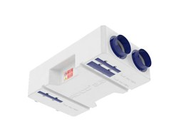 - Mechanical forced ventilation system RDCD 2-5 - WAVIN ITALIA