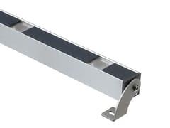 - Linear aluminium LED light bar Snack 2.1 - L&L Luce&Light