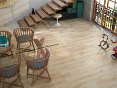 Pavimento in gres porcellanato effetto legnoOREGON - APE CERAMICA