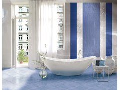 - Double-fired ceramic wall tiles PRESUNTUOSA WAVE - CERAMICHE BRENNERO
