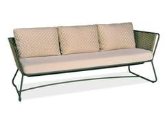 - 3 seater garden sofa PORTOFINO | 3 seater sofa - Roberti Rattan