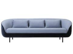 - 3 seater sofa HAIKU LOW | 3 seater sofa - FREDERICIA FURNITURE