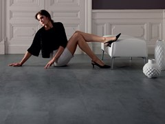 - Vinyl flooring with concrete effect VIRTUO ADHESIVE | Flooring with concrete effect - GERFLOR