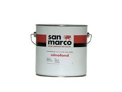 Antiruggine alla nitro per ferroNITROFOND - COLORIFICIO SAN MARCO