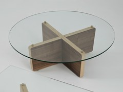 - Low round coffee table T01 | Round coffee table - Colé Italian Design Label